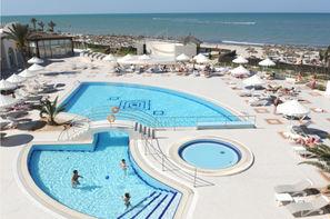 Tunisie-Djerba, Hôtel Télémaque Beach & Spa 4*