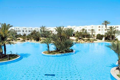 Tunisie-Djerba, Hôtel Vincci Djerba Resort 4*