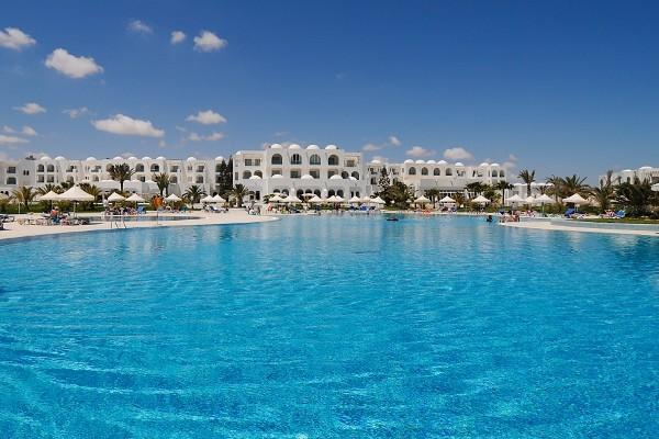 Piscine - Vincci Helios Beach Hôtel Vincci Helios Beach4* Djerba Tunisie