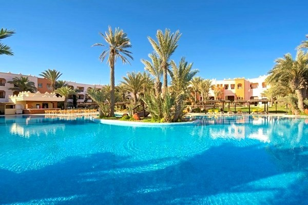 Piscine - Vincci Safira Palms Hôtel Vincci Safira Palms4* Djerba Tunisie