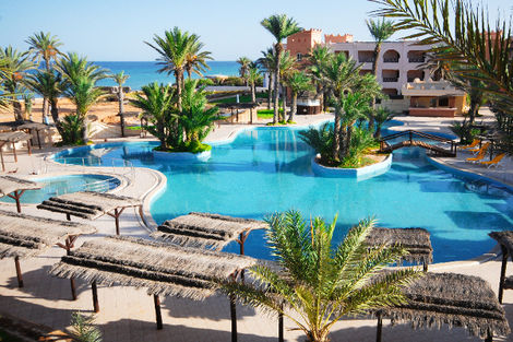 Tunisie-Djerba, Hôtel Vincci Safira Palms 4*