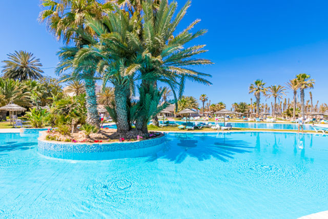 Tunisie : Hôtel Welcome Meridiana