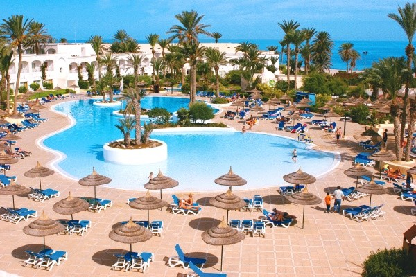 Hotel zephir spa 4 toiles djerba zarzis tunisie for Meuble 5 etoiles tunisie ezzahra