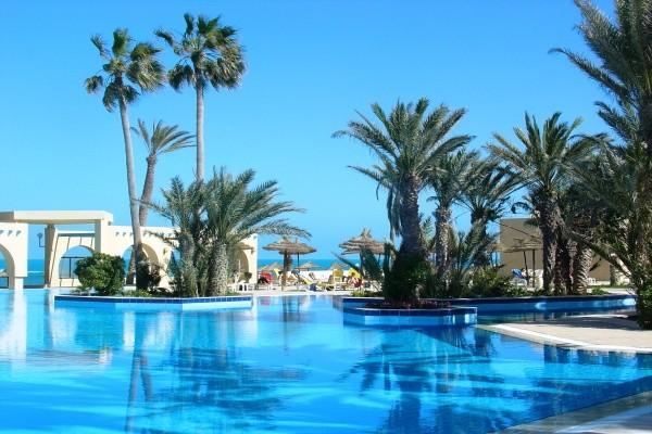 Piscine - Zita Beach Hôtel Zita Beach4* Djerba Tunisie