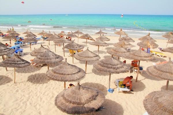 Plage - Joya Paradise Hotel Joya Paradise4* Djerba Tunisie