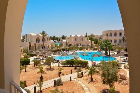 Tunisie-Djerba, Hôtel Jerba Sun Club 3*