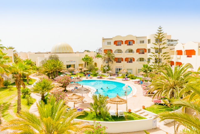 Tunisie : Club Jumbo Baya Beach Aqua Park Hôtel