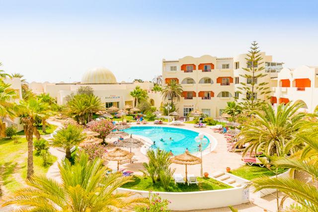 Tunisie : Club Jumbo Baya Beach Thalasso