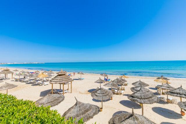 Tunisie : Club Oasis Marine
