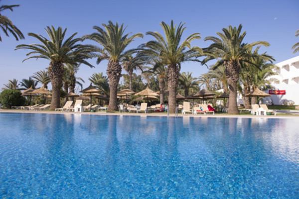Piscine - Palm Beach Hammamet Hôtel Palm Beach Hammamet4* Hammamet Tunisie