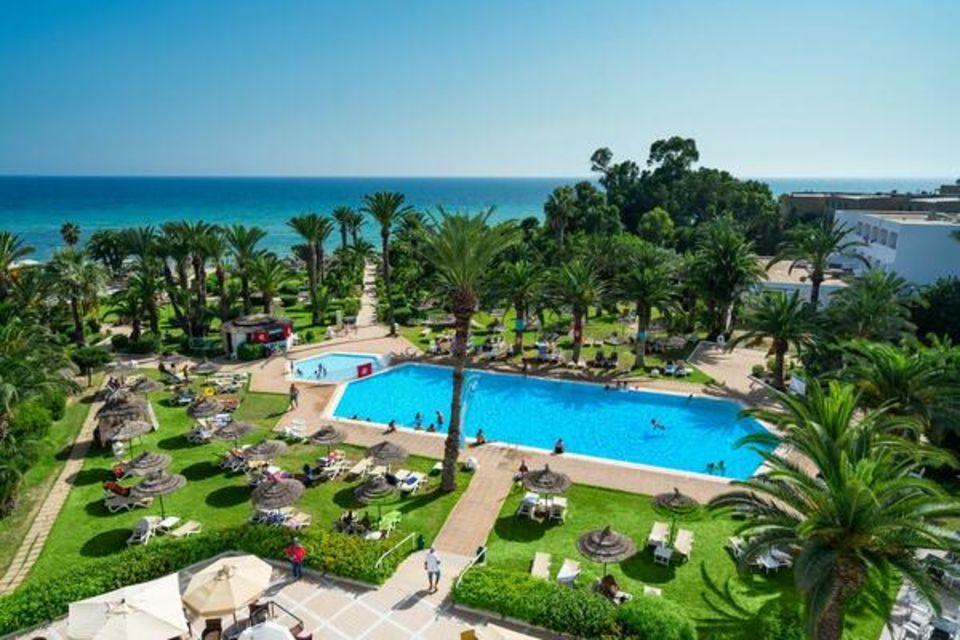 Hôtel Palm Beach Hammamet Hammamet Tunisie