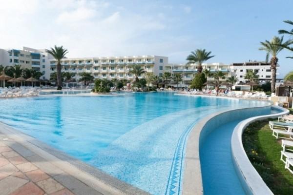 piscine - Bellevue Park Hôtel Bellevue Park4* Monastir Tunisie