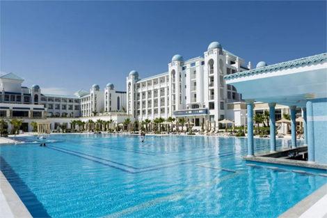 Tunisie-Monastir, Hôtel Concorde Green Park 5*
