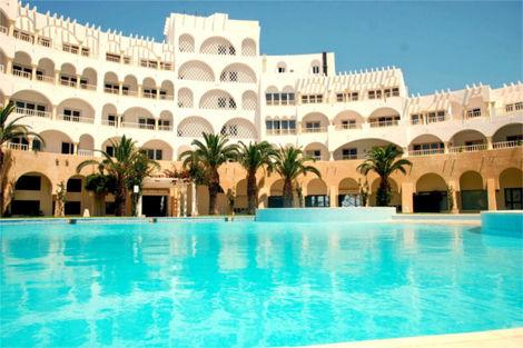 Tunisie-Monastir, Hôtel Delphin Habib 3*