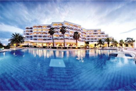 Tunisie-Monastir, Club FTI Voyages President 4*