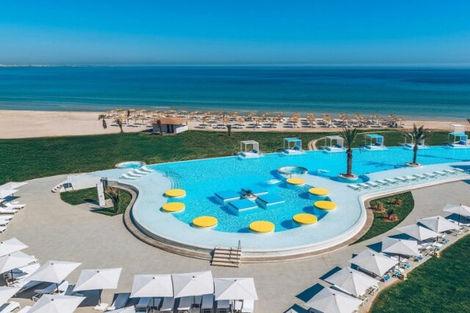 Tunisie-Monastir, Hôtel Iberostar Kuriat Palace 5*