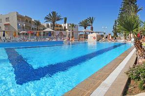 Tunisie-Monastir, Hôtel Le Soleil Abou Sofiane 4*