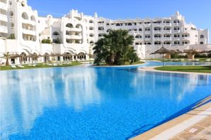 Tunisie-Monastir, Hôtel Lella Baya 4*