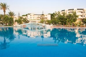 Tunisie-Monastir, Hôtel Mahdia Beach 4*
