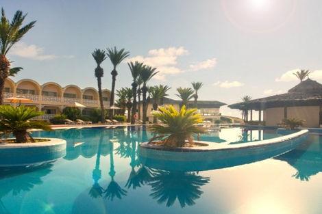 Tunisie-Monastir, Hôtel Marhaba Club 4*