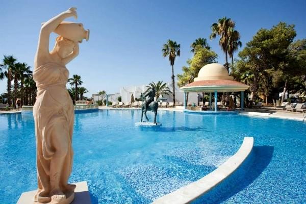 piscine - Marhaba Hammamet Palace Hôtel Marhaba Hammamet Palace5* Monastir Tunisie