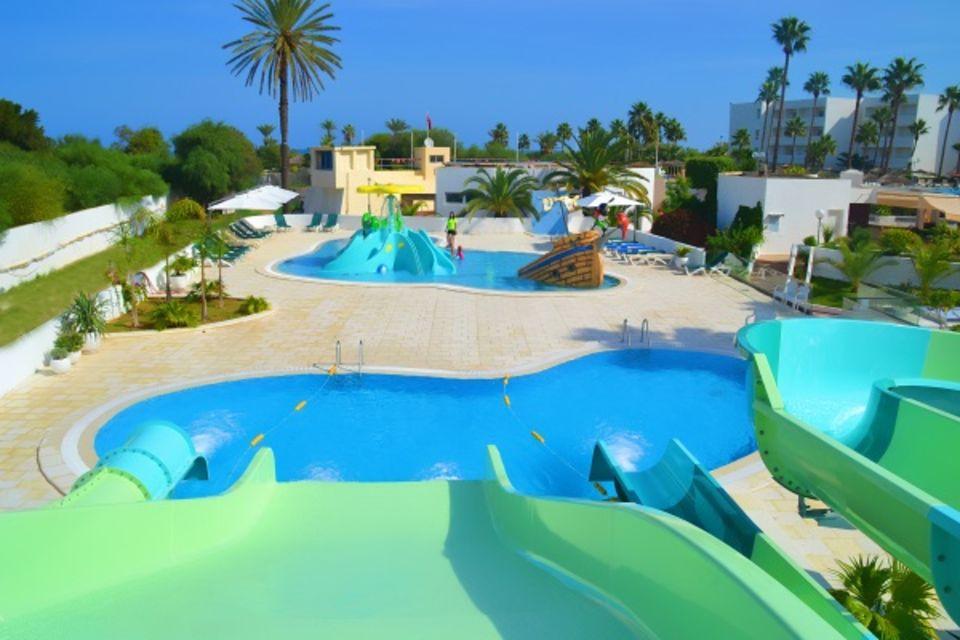 Hôtel Maxi ClubTropicana Monastir Tunisie