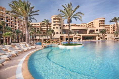 Tunisie-Monastir, Hôtel Movenpick Resort & Marine Spa Sousse 5*