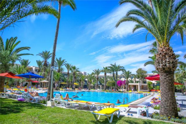 Tunisie : Hôtel Nérolia & Spa