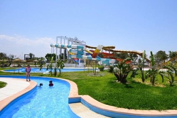 piscine - One Resort Aquapark & Spa Hôtel One Resort Aquapark & Spa4* Monastir Tunisie
