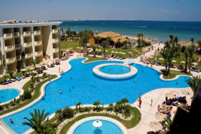 Tunisie : Hôtel Royal Thalassa