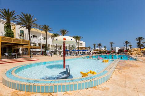 partir en vacances en janvier : tunis