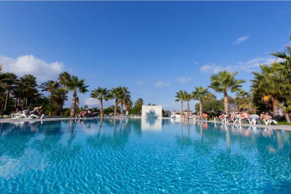 piscine - Seabel Alhambra Beach Golf & Spa Hôtel Seabel Alhambra Beach Golf & Spa4* Monastir Tunisie