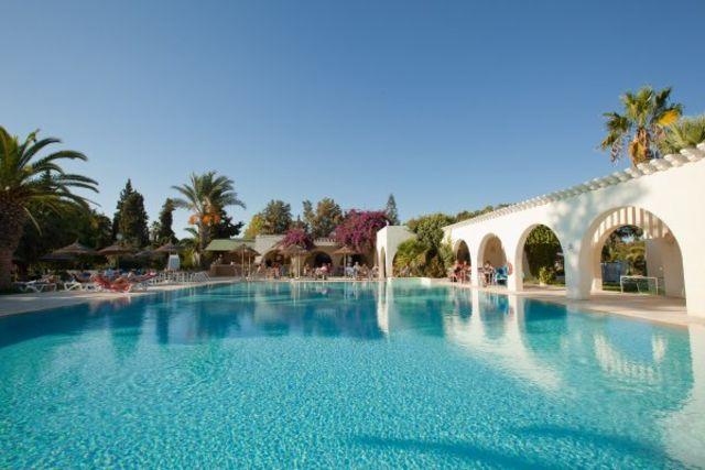 Tunisie : Hôtel Seabel Alhambra Beach Golf & Spa