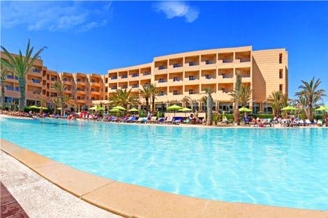 Tunisie-Monastir, Hôtel Sentido Rosa Beach 4*