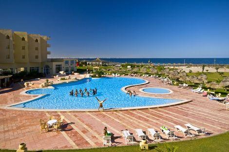 Tunisie-Monastir, Hôtel Skanes Serail 4*