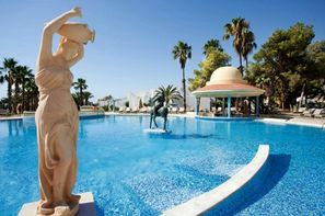 Tunisie-Monastir, Hôtel Steigenberger Marhaba Hammamet Palace 5*