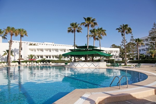 Piscine Club Tropicana		3* Monastir Tunisie
