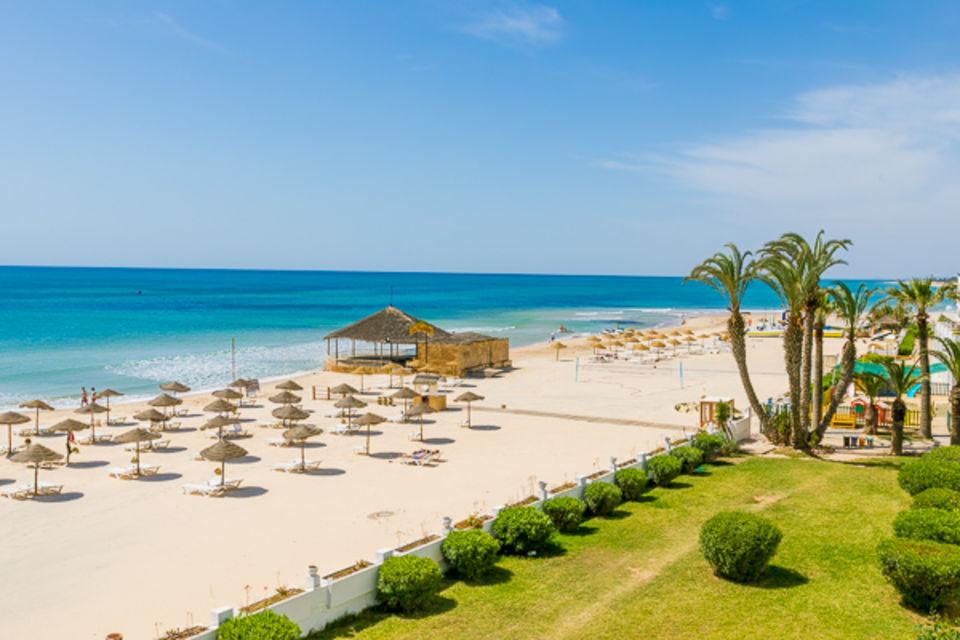 Club Jumbo Hammamet Beach Hammamet Tunisie