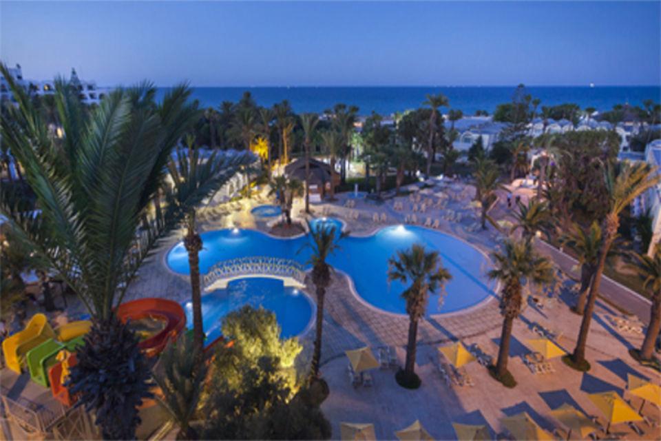 Hôtel Barcelo Occidental Marhaba Sousse Monastir Tunisie