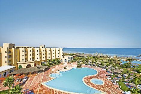 Tunisie-Monastir, Club Jumbo Skanes Serail 4*