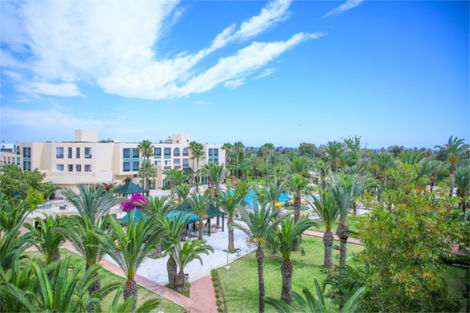 Tunisie-Monastir, Hôtel Nérolia & Spa 4*