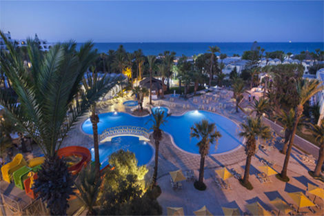 Tunisie-Monastir, Hôtel Occidental Marhaba Sousse 4*