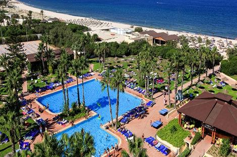 Tunisie-Monastir, Hôtel Sahara Beach 3*