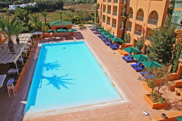 Hotel Alhambra Thalasso Hammamet Hammamet Tunisie - Promovacances