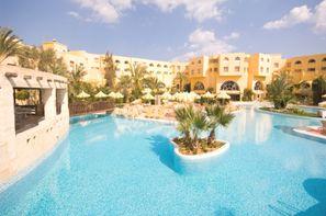 Tunisie-Tunis, Hôtel Chich Khan 4*