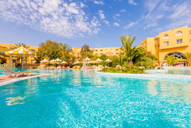 Tunisie : Hôtel Chich Khan