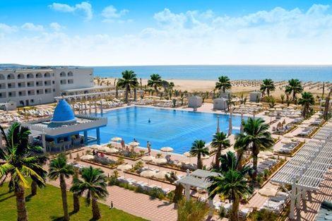 Tunisie-Tunis, Hôtel Concorde Marco Polo 4*