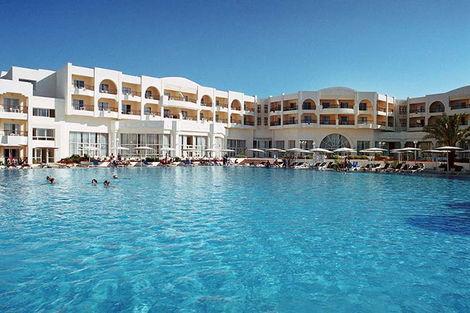 Tunisie-Tunis, Hôtel El Mouradi Gammarth 5*