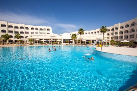 Tunisie-Tunis, Club Framissima Khayam Garden Beach & Spa 4*