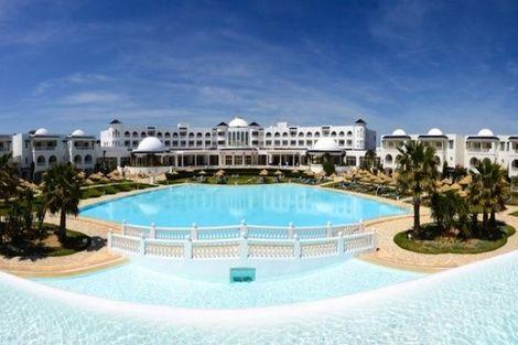 Tunisie-Tunis, Hôtel Golden Tulip Taj Sultan 5*